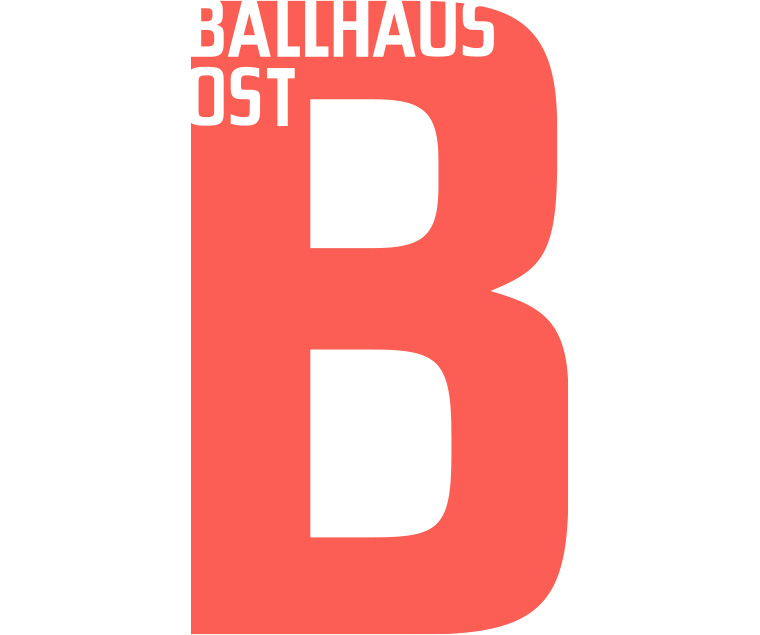 Theater-Ballhaus-Ost-Logo